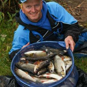 Docklock Fishery Wagglers silvers